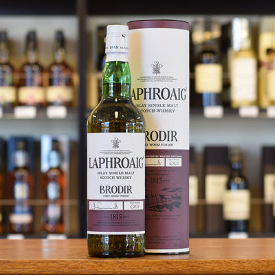 Laphroaig 'Brodir' Port Wood Finish 48%