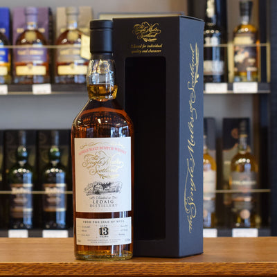 Ledaig 'Single Malts of Scotland' 2005 / 13 years old 57.3%