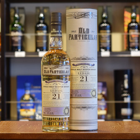 Ledaig 'Old Particular' 1997 / 21 years old 50.6%