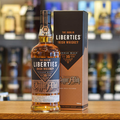 The Dubliner Liberties 'Copper Alley' 46%