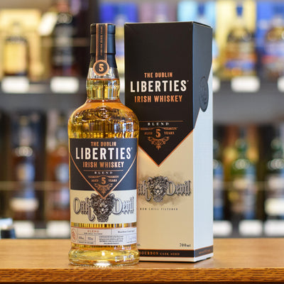 The Dubliner Liberties 'Oak Devil' 46%