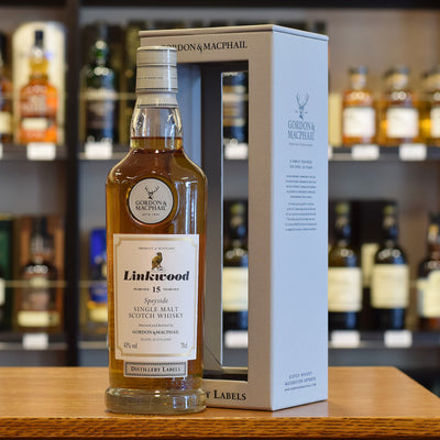 Linkwood 'Gordon & MacPhail' 15 years old 43%