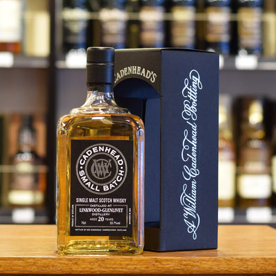 Linkwood 'Cadenhead' 1997 / 20 years old 53.7%
