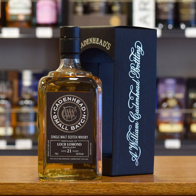 Loch Lomond 'Cadenhead' 1997 / 21 years old 52.5%