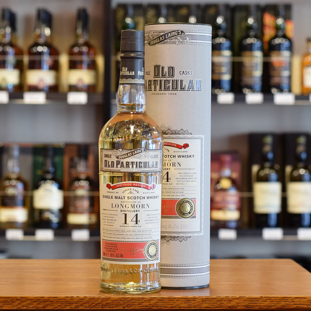 Longmorn 'Old Particular' 2003 / 14 years old 48.4%