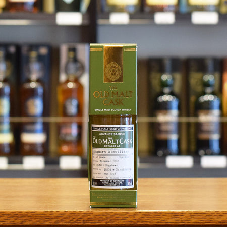 Longmorn 'Old Malt Cask' 2003 / 15 years old 50% 200ml