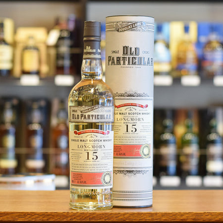 Longmorn 'Old Particular' 2003 / 15 years old 48.4%
