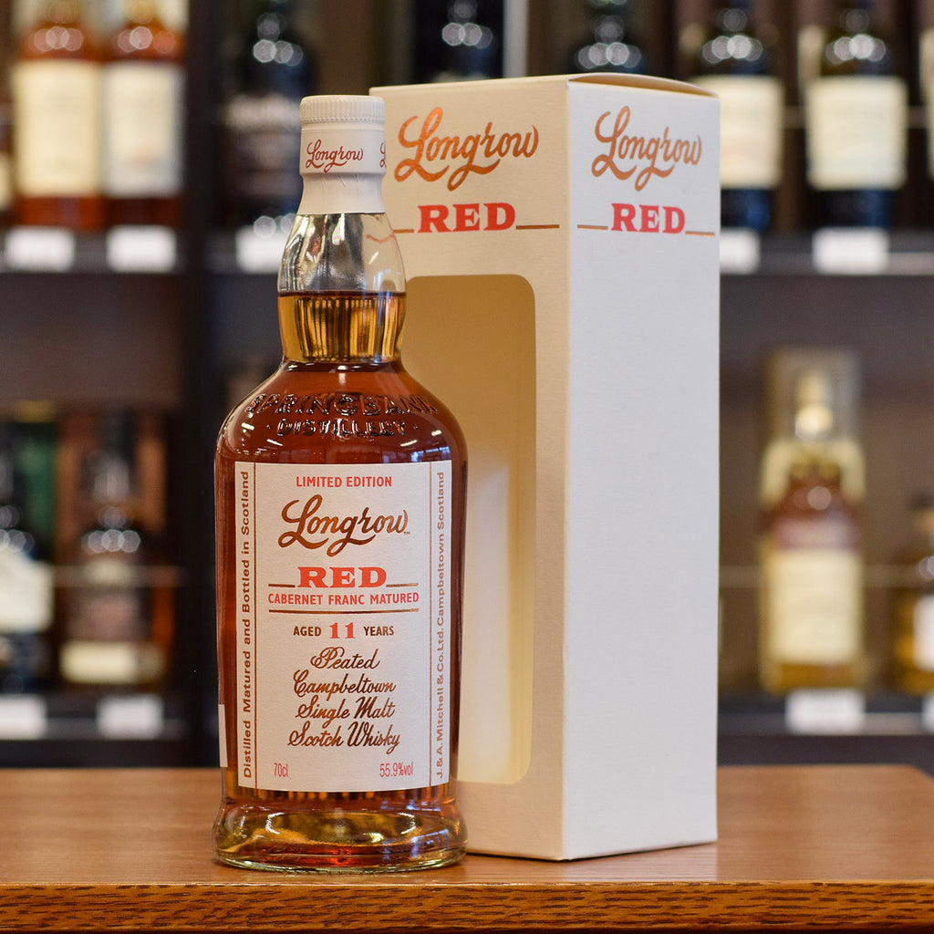 Longrow 'Red' 11 years old 55.9%