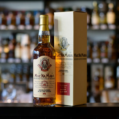 MacNaMara Rum Finish Blended Scotch Whisky 40%