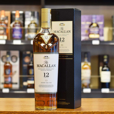 Macallan 'Sherry Cask' 12 years old 40%