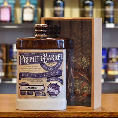 Macduff 'Premier Barrel' 2008 / 10 years old 46%