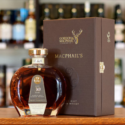 'MacPhail's' 30 years old Puccinni Decanter 40%