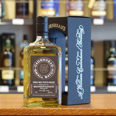 Miltonduff 'Cadenhead' 2008 / 11 years old 56%