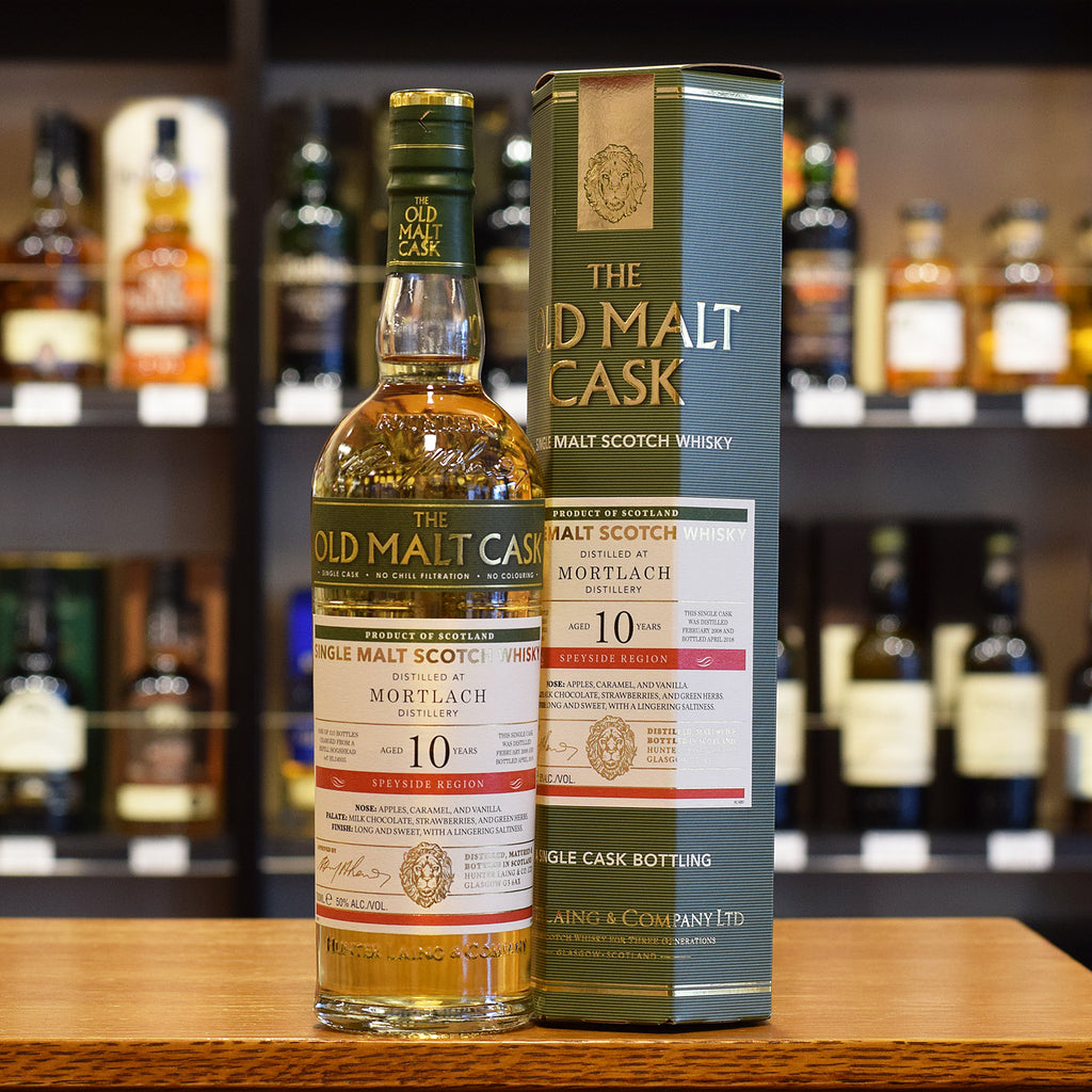 Mortlach 'Old Malt Cask' 2008 / 10 years old 50%