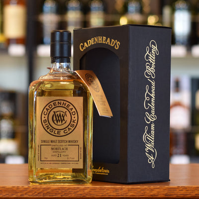 Mortlach 'Cadenhead' 1994 / 21 years old 52.1%