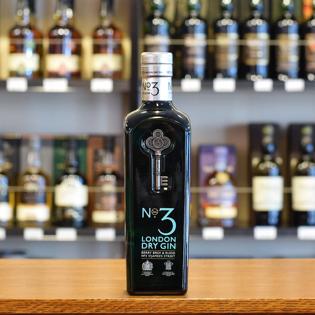 No.3 London Dry Gin Kingsman Edition 49%