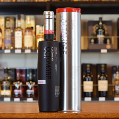 Bruichladdich 'Octomore' 10 year old 57.3%