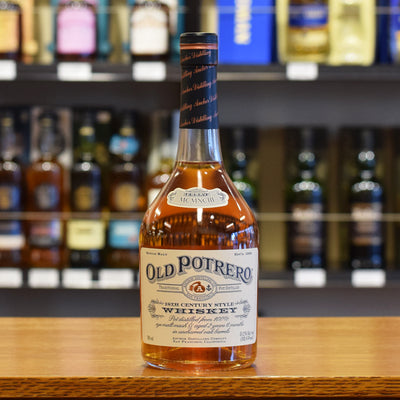 Old Potrero Whiskey 51.2%