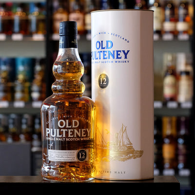 Old Pulteney 12 years old 40%