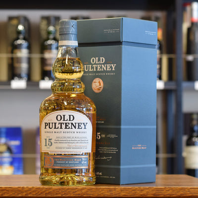 Old Pulteney 15 years old 46%
