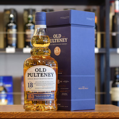 Old Pulteney 18 years old 46%