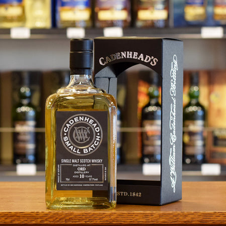 Ord 'Cadenhead' 2008 / 10 years old 57.7%