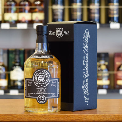 Ord 'Cadenhead' 12 years old 46%