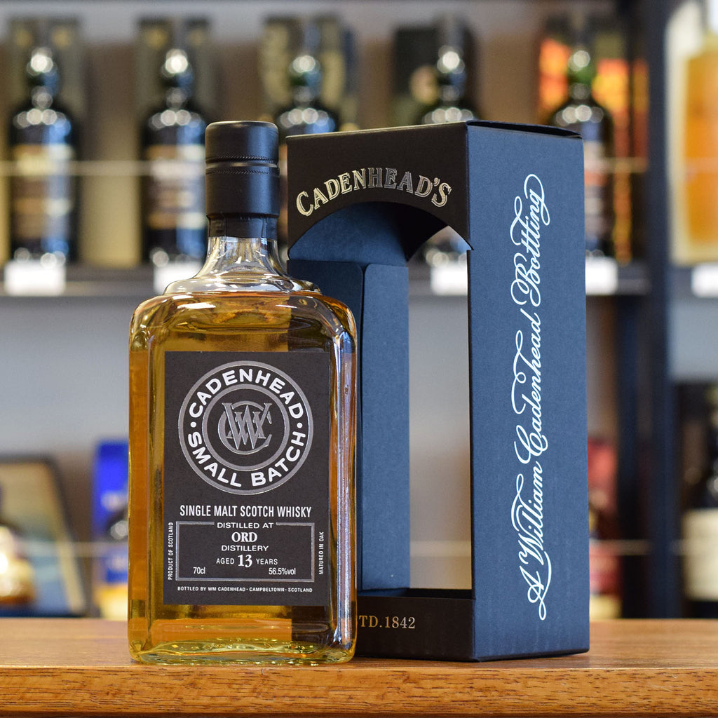 Ord 'Cadenhead' 2005 / 13 years old 56.5%