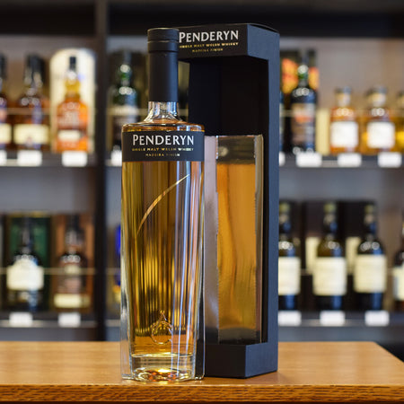 Penderyn 'Madeira Finish' Welsh Single Malt 46%