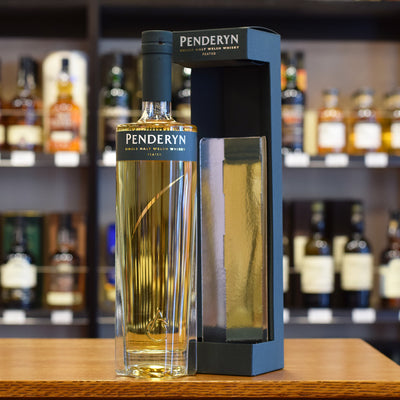 Penderyn 'Peated' Welsh Single Malt 46%