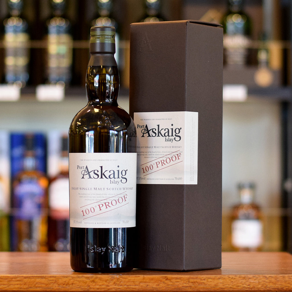 Port Askaig '100 Proof' 57.1%