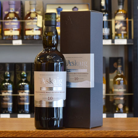 Port Askaig '10th Anniversary' 10 years old 55.85%
