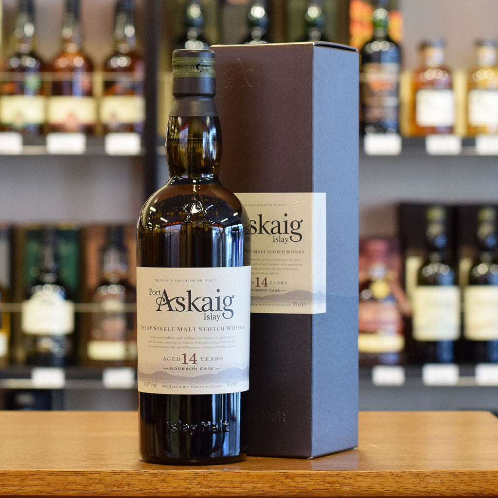 Port Askaig 14 years old 45.8%