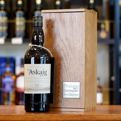Port Askaig 30 years old 2015 Release 45.8%