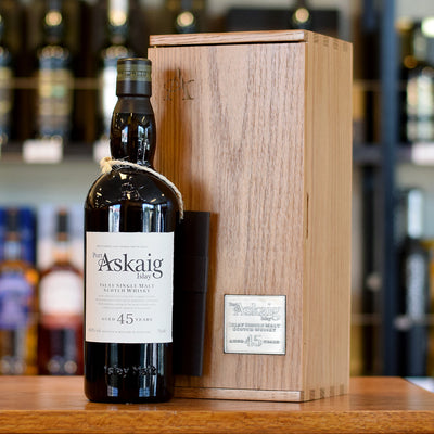 Port Askaig 45 years old 40.8%