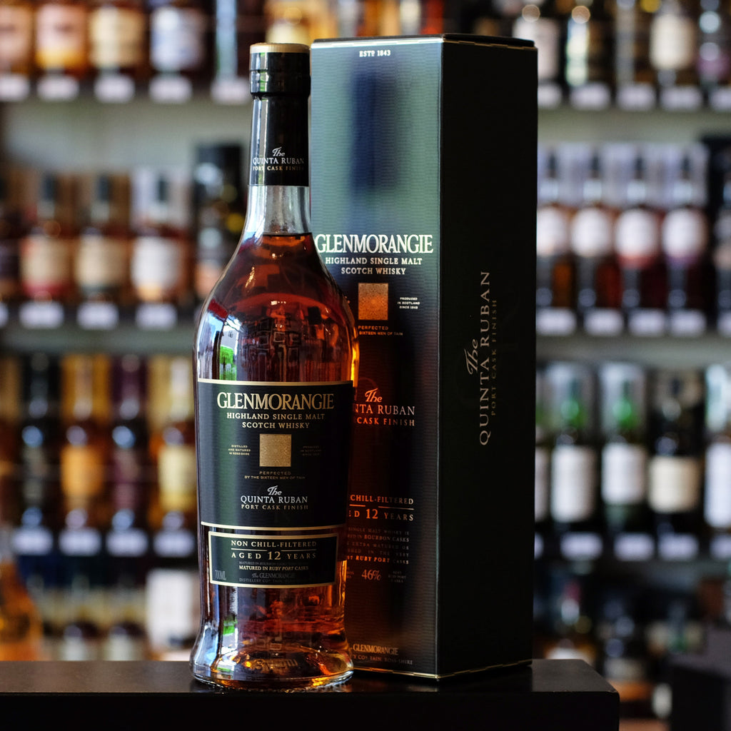 Glenmorangie 'Quinta Ruban' 12 years old 46%