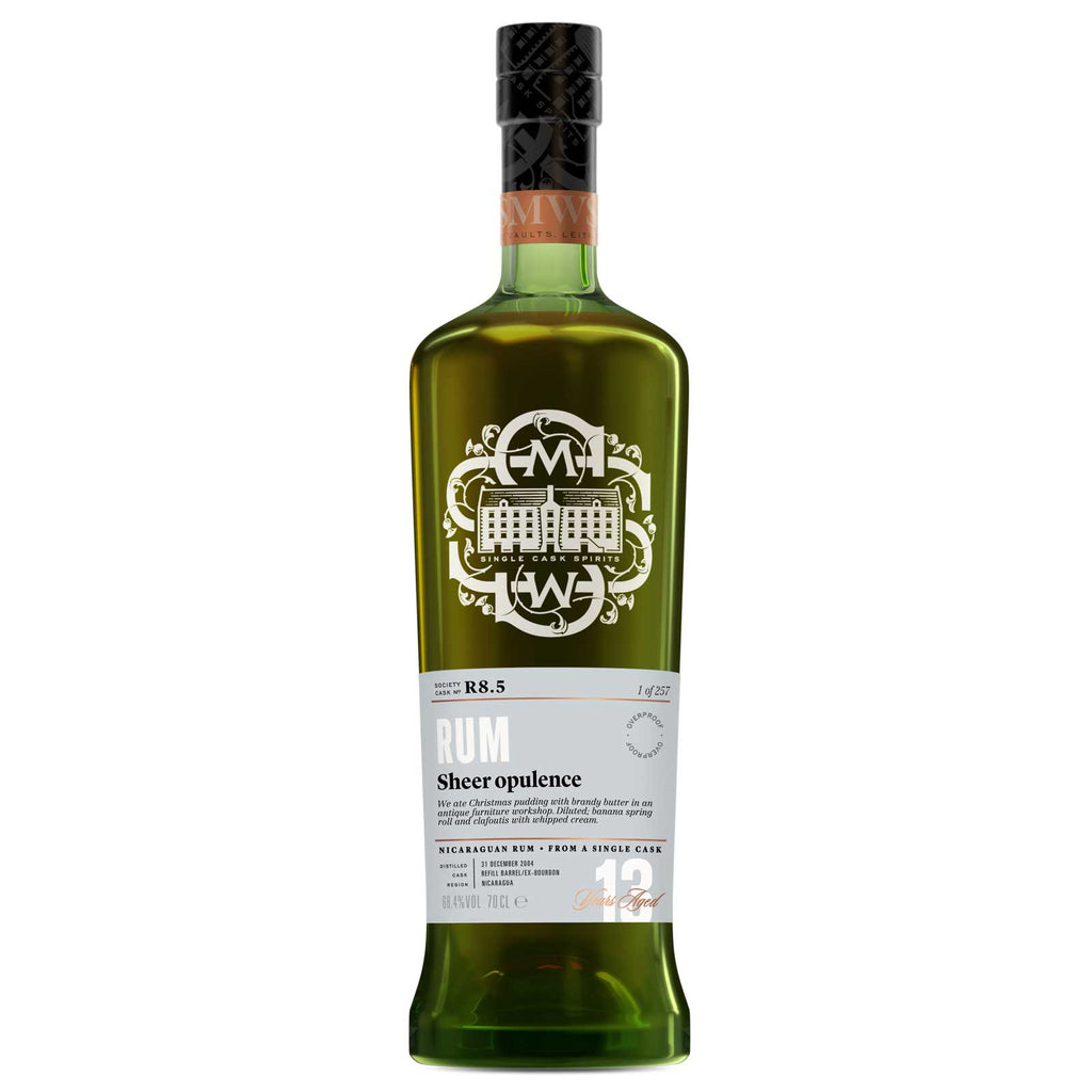SMWS R8.5 'Sheer opulence' 2004 / 9 years old 68.4%