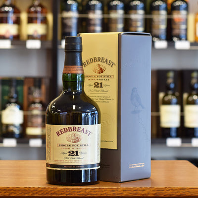 Redbreast 21 years old 46%