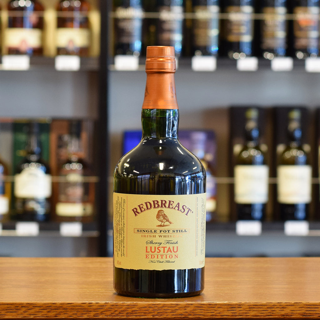 Redbreast Lustau Edition 46%