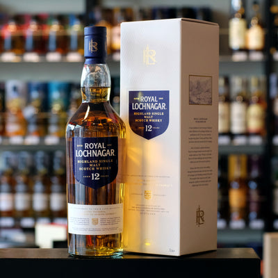 Royal Lochnagar 12 years old 40%