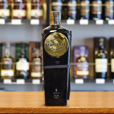 Scapegrace Gold Gin 57%
