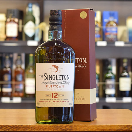 The Singleton of Dufftown 12 years old 40%