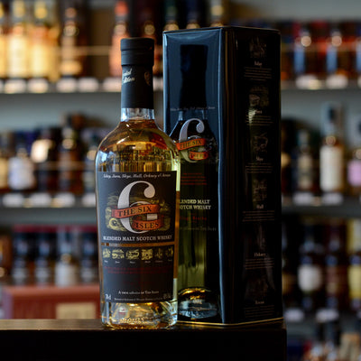 The Six Isles Blended Malt 43%