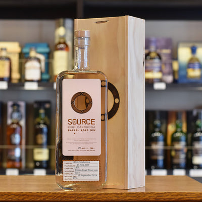 The Source Gin 'Pinot noir Barrel Aged' 47%