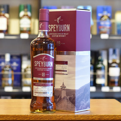 Speyburn 18 years old 46%