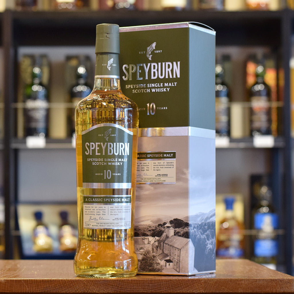 Speyburn 10 years old 40%