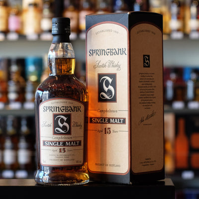 Springbank 15 years old 46% (C)