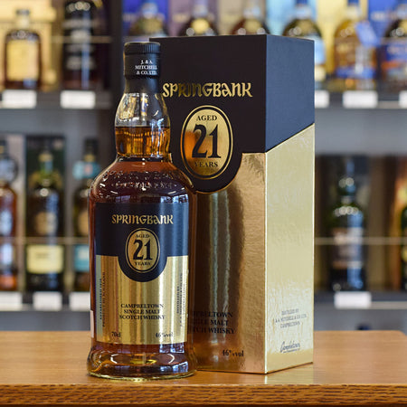 Springbank 21 years old 2019 Release 46%