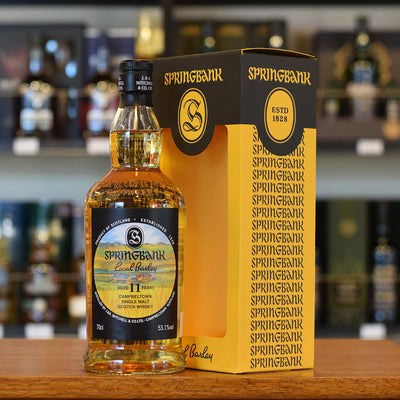 Springbank 'Local Barley' 11 years old 53.1%