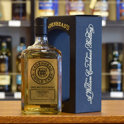 Strathmill 'Cadenhead' 1991 / 27 years old 46.1%